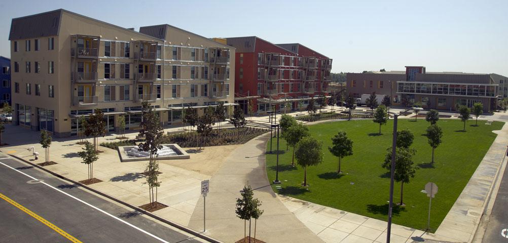 UC Davis West Village zero-net energy water study